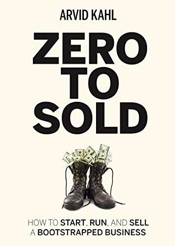Zero to Sold