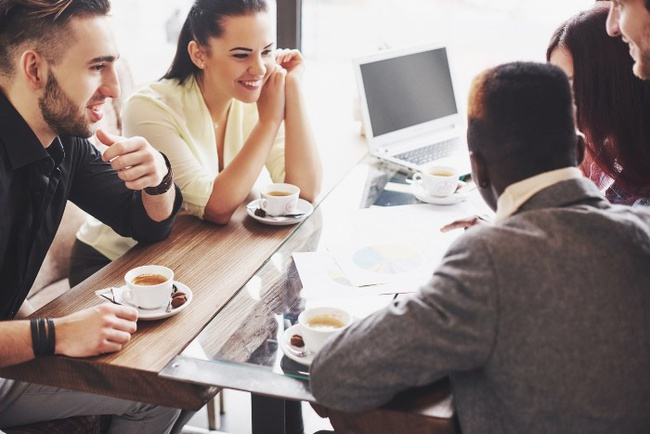 Four reasons to start sharing your experiences and grow as an entrepreneur