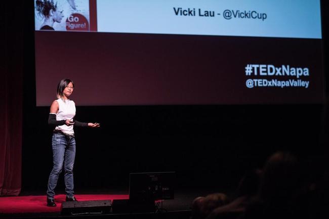 Vicki Lau –Meet the Mentor