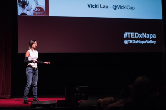 Vicki Lau – Meet the Mentor