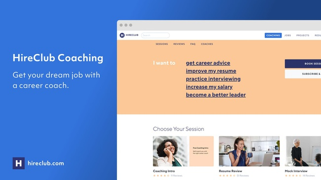 HireClub Alternatives: Affordable Career Coaching